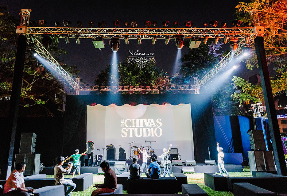 Chivas Studio 2012, Bombay / Mumbai, Day One, Rohit Bal Tamasha, Karsh Kale Collective, Grand Hyatt photographed by Lifestyle Photographer Naina Redhu of Naina.co