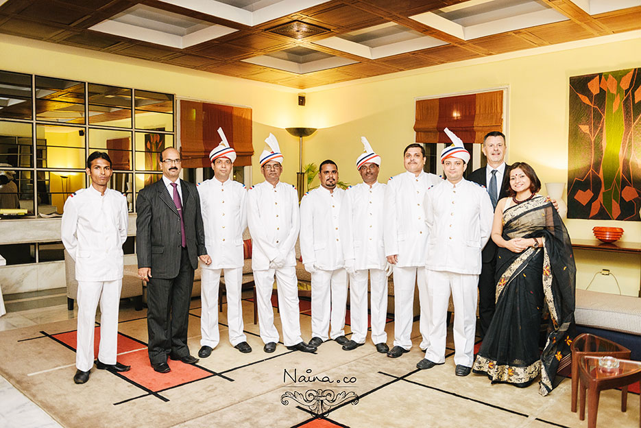Dinner at the French Embassy in India with the Ambassador Francoise, michelin star chefs part of the CSSG Gastronomy Summit photographed by photographer Naina Redhu of Naina.co