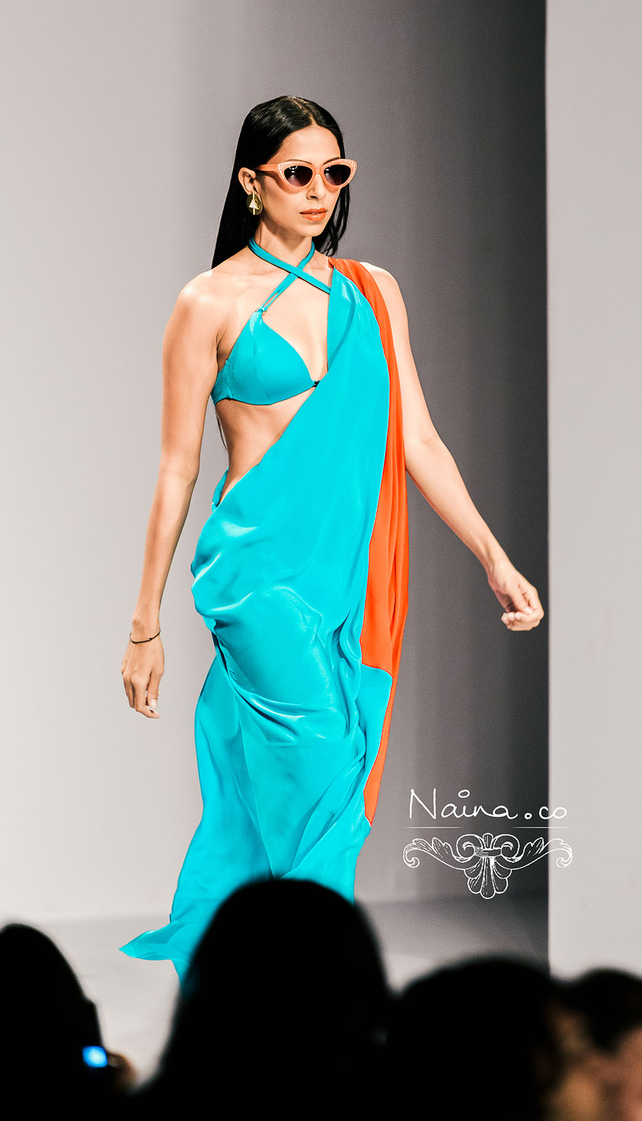 Wills Lifestyle India Fashion Week, Spring Summer 2013. Shivan Narresh beachwear/swimwear ZIP by photographer Naina Redhu of Naina.co