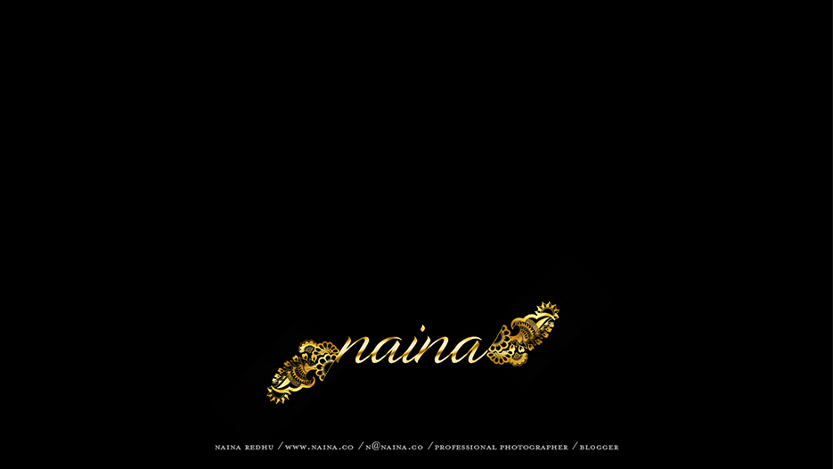PDF portfolio of professional photographer Naina's commercial, lifestyle, editorial, wedding and portraiture photography