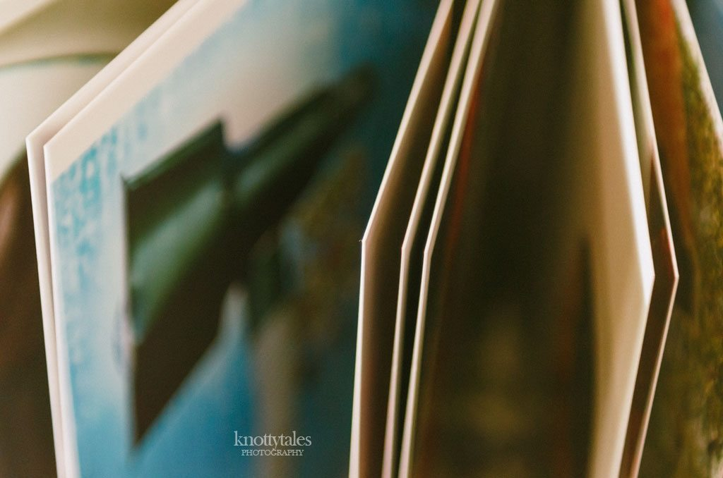 Indian wedding photographer : photography by Naina and Knottytales | Exclusive flush mount premium wedding albums