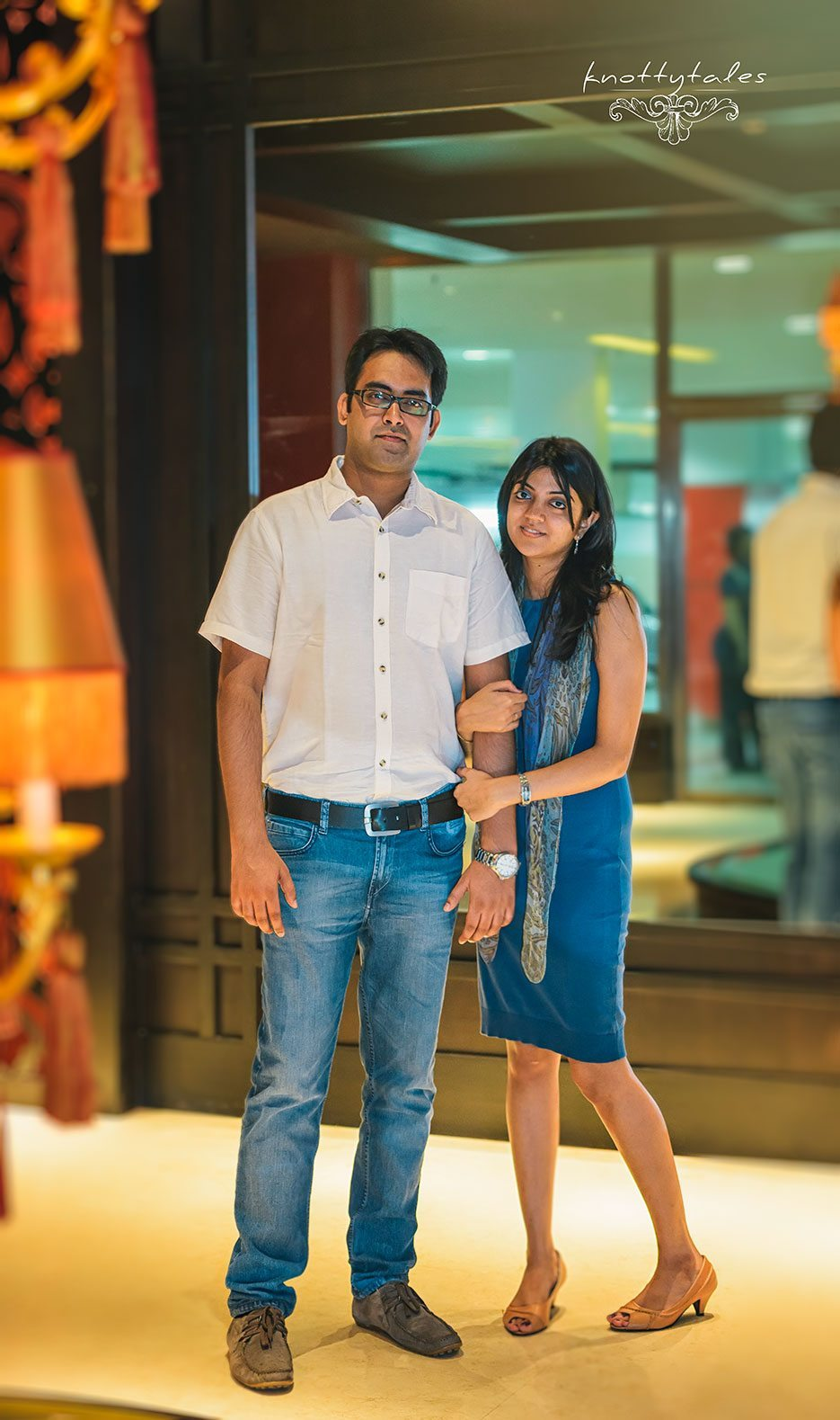 Indian wedding photographer : photography by Naina and Knottytales   Meera & Praval, Couple pre-wedding shoot
