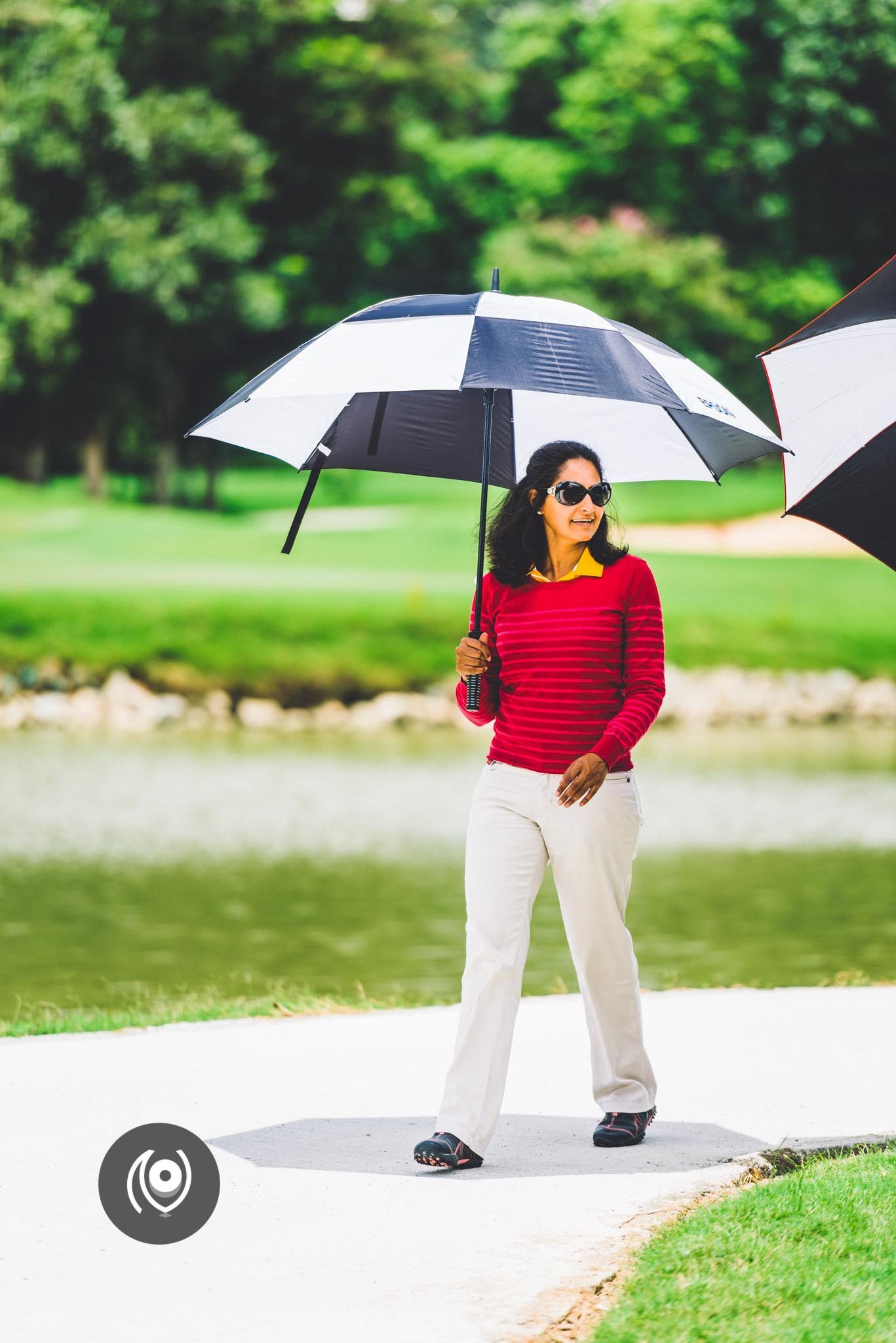 Louis Philippe Professional Golf Cup #LPCup #ProGolf #EyesForLuxury Naina.co Luxury & Lifestyle, Photographer Storyteller, Blogger.