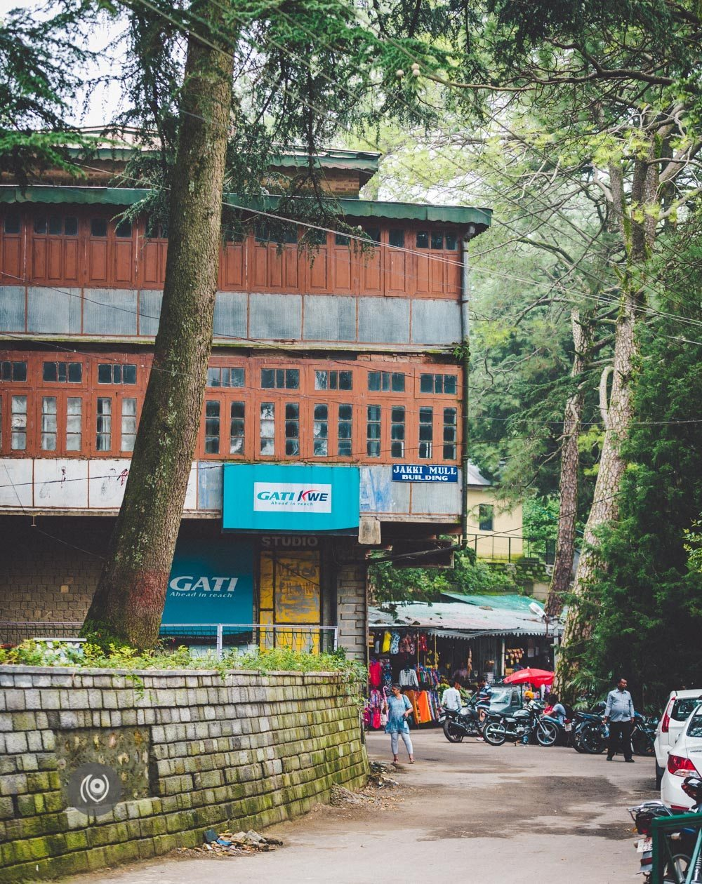 Kasauli Club & Market #REDHUxKASAULI #EyesForDestinations, Naina.co Luxury & Lifestyle Photographer, Blogger Storyteller