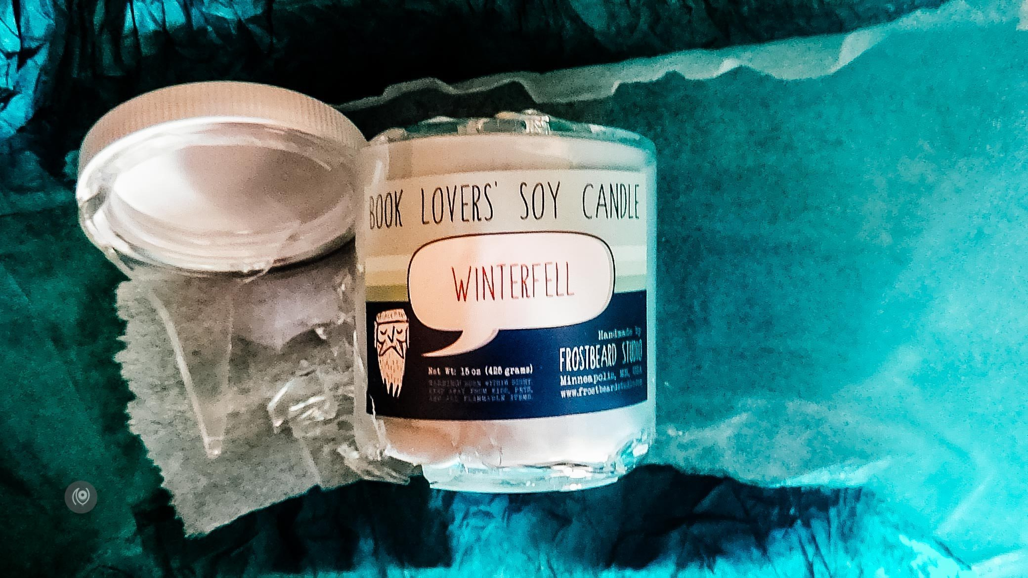 FrostBeard Studio Candles, FrostBeardMPLS, Soy Candles, Sherlock's Study, Cliffs of Insanity, The Shire, Winterfell, Naina.co, Naina Redhu, Luxury, Lifestyle, Photographer, Blogger, Experience Collector