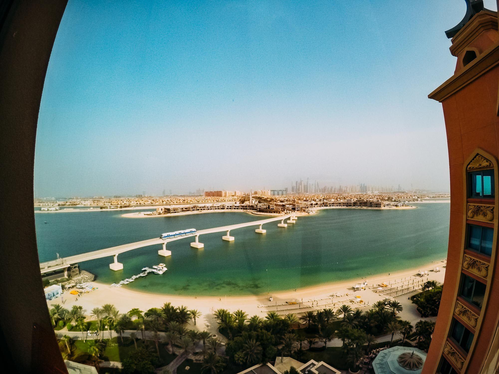 Naina.co, #EmiratesHolidays, #REDHUxEmirates, #EyesForDubai, Atlantis The Palm, Atlantis Resort, Atlantis Hotel, UAE, Dubai, Travel Photographer, Travel Blogger, #EyesForLuxury, #EyesForLifestyle, Experience Collector, Timelapse Photographer, Timelapse Video, Room With a View, Suite, 13th Floor, Arabian Sea, Middle East, DXB, Monorail, Beach, Holiday, Summers, Cityscape, Naina Redhu, Professional Photographer