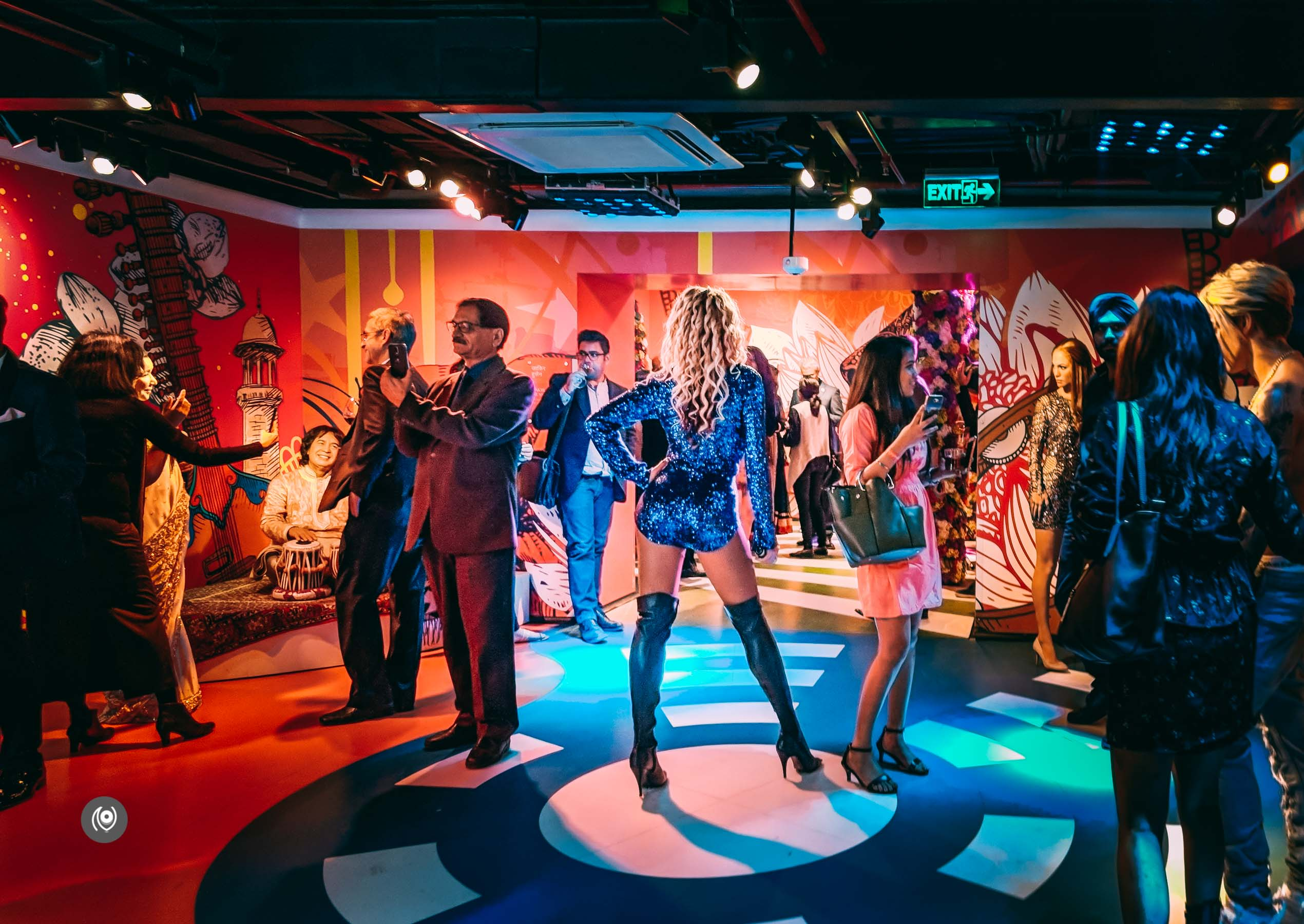 Naina.co, Madame Tussauds Delhi, NAINAxTussaudsDelhi, Madame Tussauds, EyesForLifestyle, Entertainment, Professional Photographer, Professional Blogger, New Delhi, India, Regal Cinema, Launch Campaign, Tickets, Connaught Place, Wax Figures, Narendra Modi, Prime Minister, President, Kim Kardashian, Ranbir Singh, Michael Jackson, Lady Gaga, Artists, Wax figure artists, Shaheed Bhagat Singh, Tom Cruise, Scarlett Johansson, Justin Bieber, David Beckham, Milkha Singh, Asha Bhosle, Anil Kapoor, Bollywood, Celebrities, Marilyn Monroe, Attraction, Launch Event, Launch