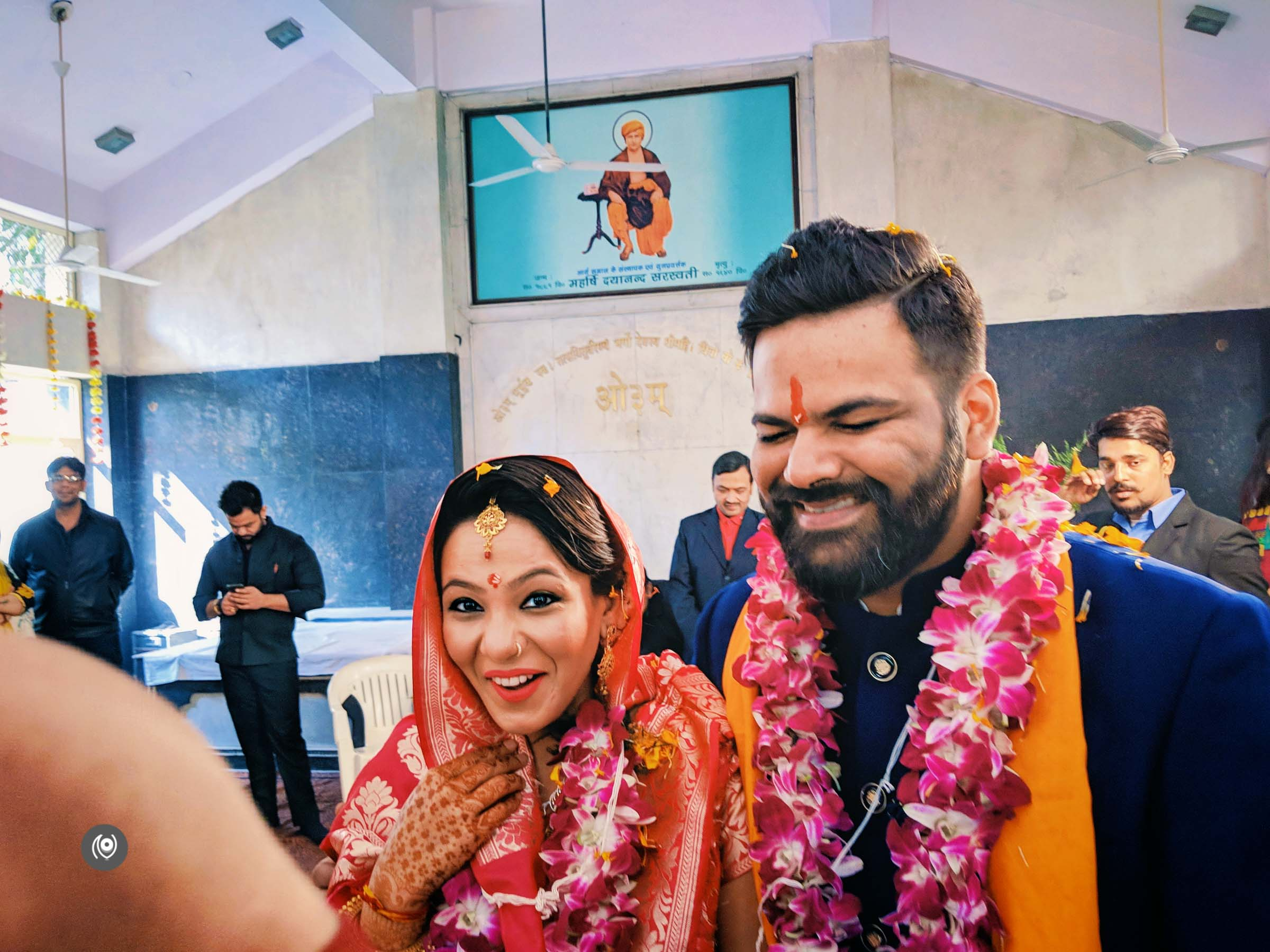 Naina.co, Wedding, Naina Redhu, Wedding Photos, Sandy, Mona, Arya Samaj Wedding, Professional Photographer, Wedding Photographed on a Smartphone, Smartphone wedding photos, Smartphone Wedding Photography, Professional Blogger, Friends Wedding, Wedding Ceremony, December 2017, 2017 Wedding, Simple Wedding, Friends