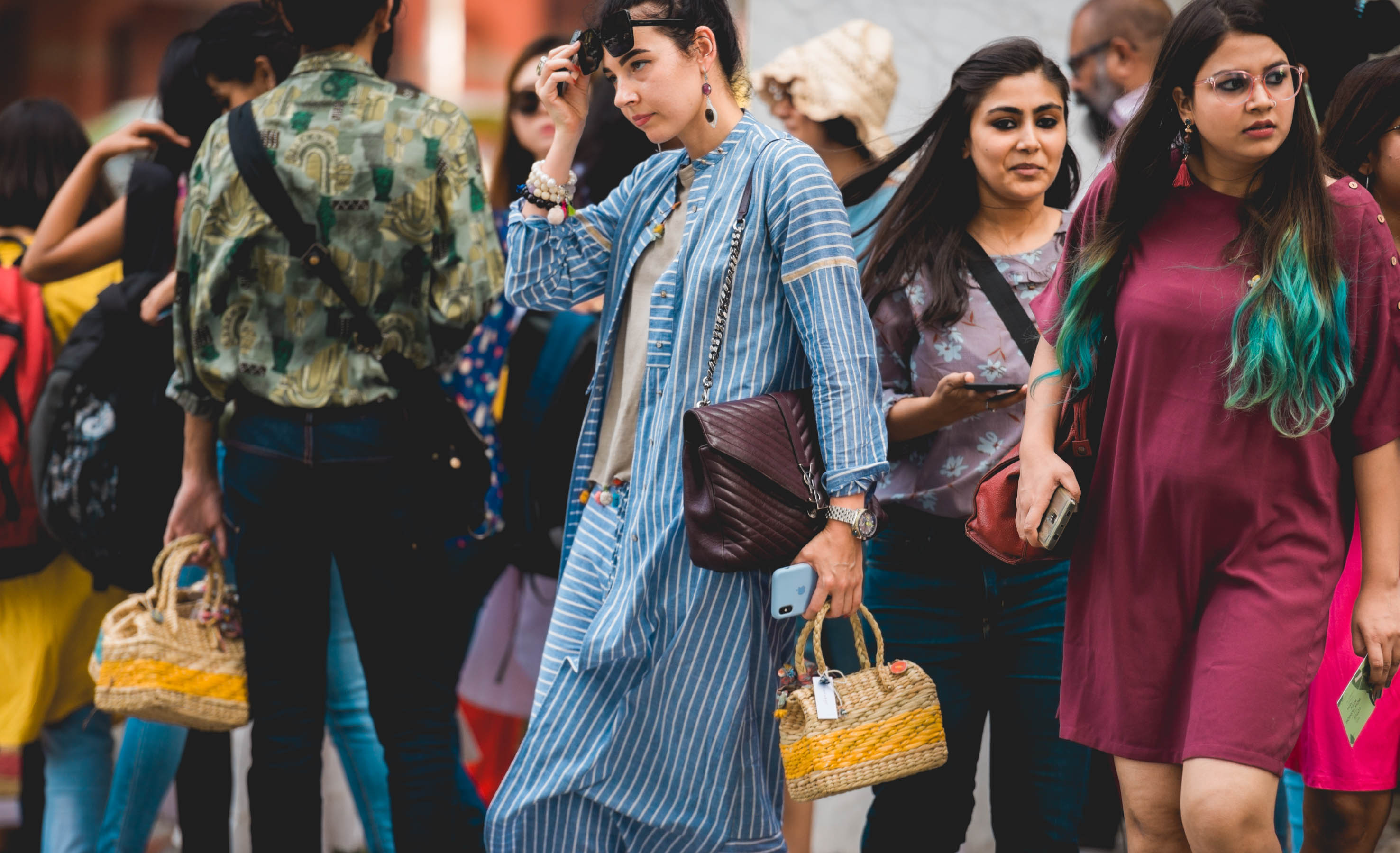 Naina Redhu, Naina.co, Naina, EyesForStreetStyle, Street Style, Eyes For Street Style, Fashion Week, Lotus Makeup India Fashion Week, LMIFWSS19, Spring Summer, 2019, New Delhi Fashion Week, India Fashion Week, LMIFW, Street Fashion, Style, Professional Photographer, Professional Blogger, Photo Blogger, Lifestyle Photographer, Lifestyle Blogger, Fashion Photographer, Fashion Blogger, Style Blogger, Speaker, Podcaster, Artist