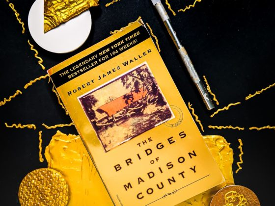the bridges of madison county, book, robert kincaid, francesca johnson, robert james waller, romance novel, novella, favourite romance novel, naina redhu, naina.co, love story